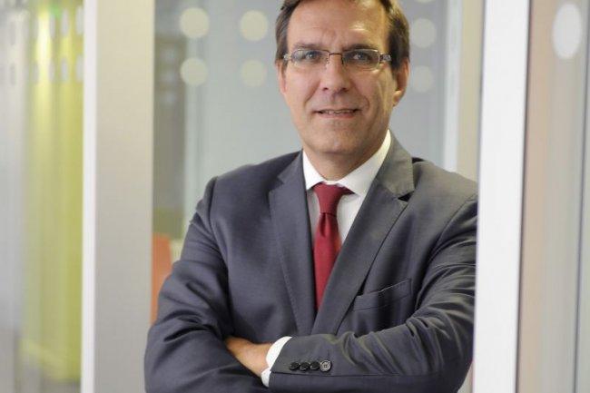 Pierre Lamblin directeur du département études et recherches à l'Apec, confirme que l'emploi des informaticiens devrait repartir à la hausse en 2014. Crédit : D.R