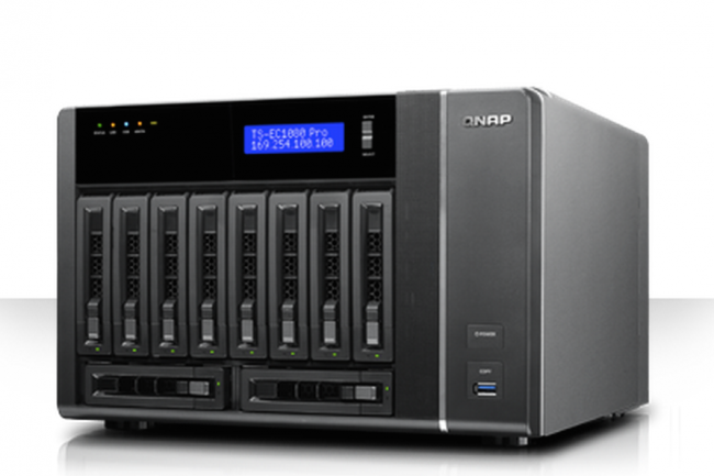 Les derniers Turbo NAS TS-ECx80 de Qnap supportent la virtualisation