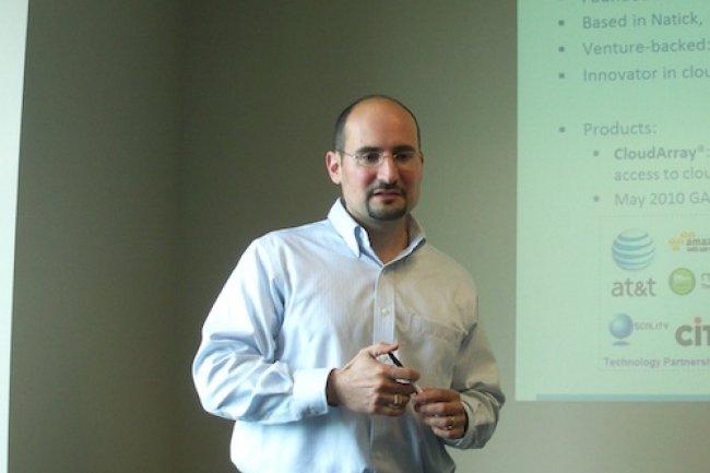 TwinStrata, fondée en 2007 par Nicos Vekiarides, est désormais une EMC compagnie.