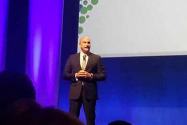 Marcus Starke, nouveau vice-président en charge du marketing, auparavant chez SAP
