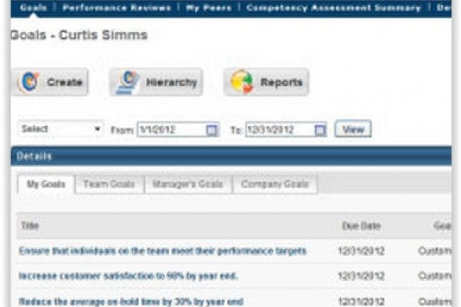 Lagardère Unlimited compte sur la solution Performance Cloud de Cornerstone pour réaliser un mapping des performances RH de ses employés. (crédit : D.R.)