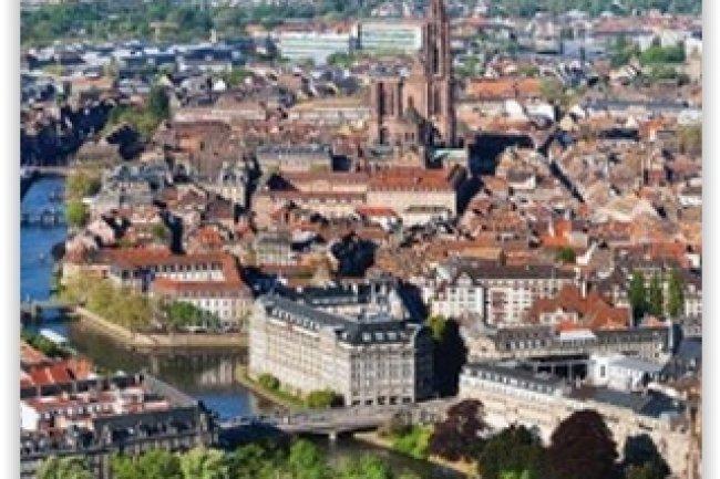 Selon la CCI d'Alsace, la répartition des professionnels informatiques dans les départements est stable depuis 2011. (crédit : D.R.)