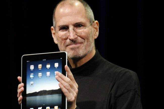 L'impact professionnel de l'iPad n'avait pas été mesuré quand Steve Jobs a lancé l'iPhone en janvier 2007