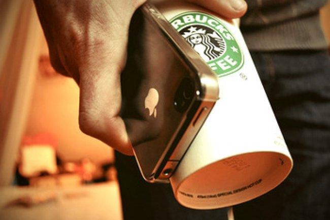 Starbucks veut étendre sa plate-forme de paiement à d'autres commerçants partenaires. (crédit : D.R.)