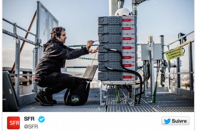 Une panne technique sur un équipement HLR a mis à terre le réseau mobile de SFR.