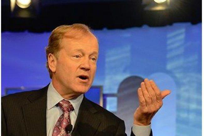 « Si nous n'avons pas le courage de changer, nous allons nous retrouver à la traîne », a déclaré John Chambers, CEO de Cisco pour justifier les suppressions de postes. (crédit : Stephen Lawson / IDGNS)