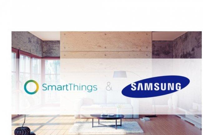 SmartThings continuera à fonctionner de façon indépendante, mais rejoindra les équipes de Samsung à Palo Alto.