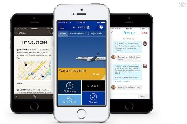 uber propose une api pour s 39 int grer d 39 autres apps le monde informatique. Black Bedroom Furniture Sets. Home Design Ideas