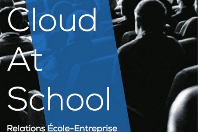 Le programme de formation Cloud at School sera dispensé dans une dizaine d'écoles et universités à partir de la rentrée 2014. Crédit: D.R.