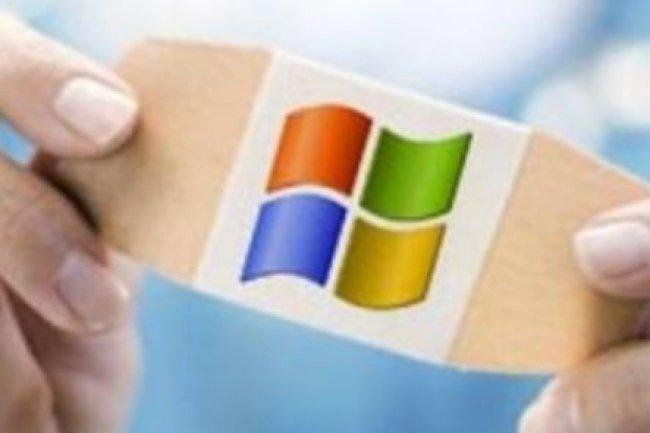 Le dernier patch Tuesday de Microsoft colmate des failles critiques dans IE. Crédit D.R