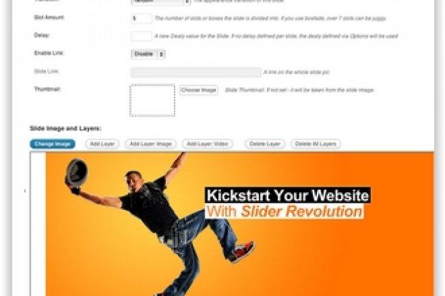 Slider Revolution est vendu via CodeCanyon.net, une boutique en ligne de scripts et de composants Web. (cr�dit : D.R.)