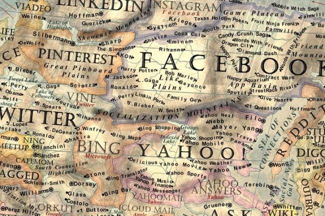 Le programme Treasure Map de la NSA joue un rôle très actif dans la cyber-guerre actuelle. Crédit D.R.