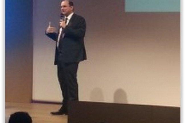 Alfonso Gonzalez, DSI Manpower groupe, a rappelé lors du séminaire de lancement du Club des 100 décideurs IT/RH qu'il ne suffit pas de mettre en œuvre des outils collaboratifs mais s'assurer surtout qu'ils soient utilisés. (crédit : D.R.)