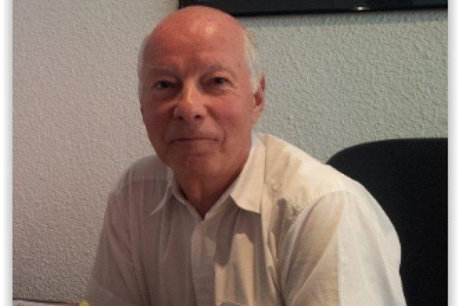 Sylvain Hochberg, fondateur de CIRA, prépare aussi activement la création d'une joint-venture aux Etats-Unis. (crédit : LMI)