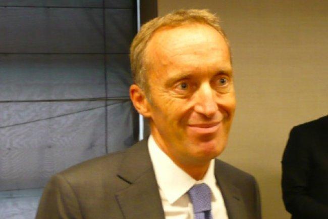 Loic Le Guisquet, vice-président exécutif, responsable de la région EMEA chez Oracle. Le secteur des services et les opérateurs télécoms sont les plus enclins à aller vers les solutions cloud, constate-t-il. (crédit : LMI)