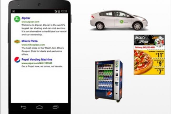Google souhaite attribuer une URL à chaque objet connecté?