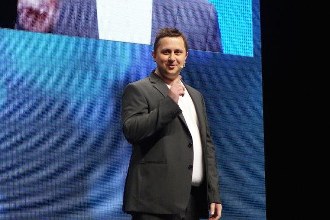 Dynamique et passionné, Octave Klaba est aujourd'hui un des principals acteurs du cloud en France.