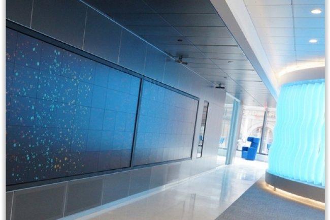 Le quartier général des activités Watson à New-York ouvre ses portes dans la Silicon Alley. (crédit : D.R.)