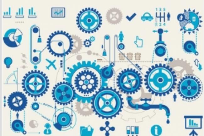 Selon le cabinet d'études Gartner, les hommes et les machines seront bientôt collègues de travail (crédit D.R.).