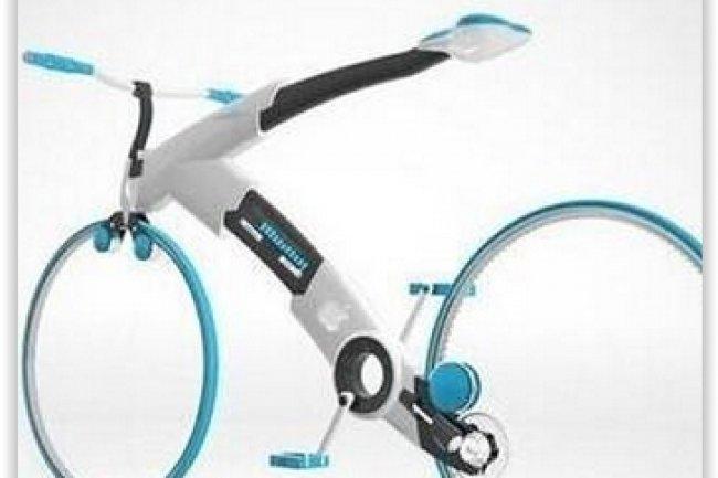On ne sait pas encore si Baidu va choisir un look futuriste pour son vélo connecté. (crédit : D.R.)