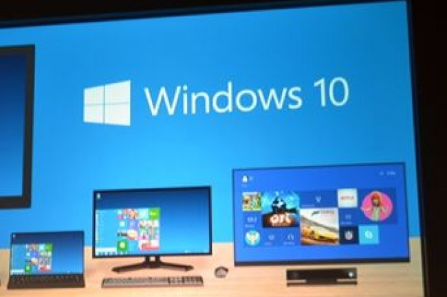 Windows 10 a �t� annonc� le 30 septembre en m�me temps que le lancement de la Technical Preview. (cr�dit : D.R.)