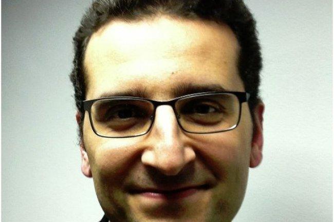 Jérôme Dilouya, président d'InterCloud, espère doubler d'ici l'année prochaine le nombre de clients de sa société (un peu plus de 30 aujourd'hui). (crédit : D.R.)