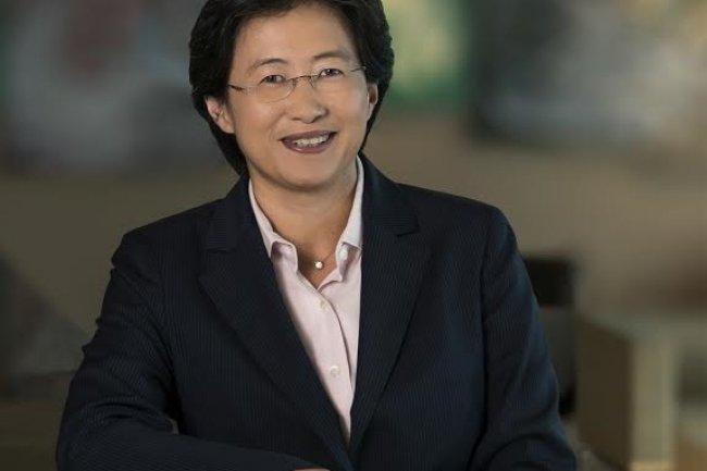 A peine arrivée à la tête d'AMD, Lisa Su va assumer un plan de réduction des effectifs de 7% (crédit D.R.).