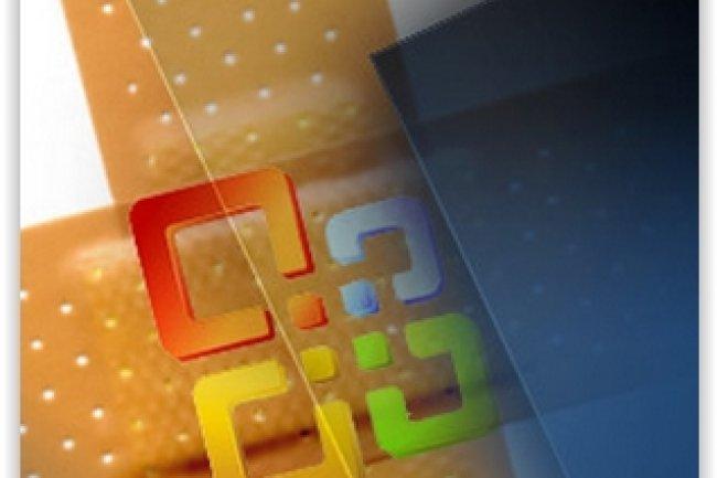 Microsoft a fait paraître un correctif temporaire pour la faille Windows zero-day. (crédit : D.R.)