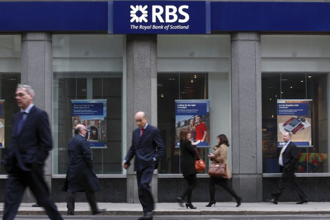 La Royal Bank of Scotland risque une amende record à cause d'une panne informatique (crédit D.R.)