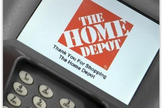 Après les cartes bancaires, les adresses mail des clients de Home Depot sont sur la sellette. (crédit : D.R.)
