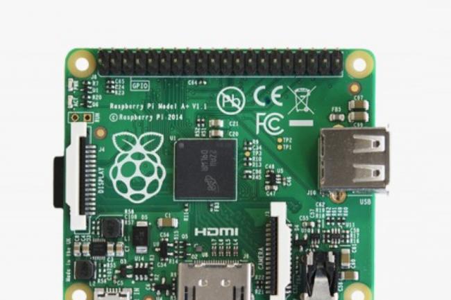 Raspberry Pi a réussi à réduire la taille de sa plate-forme destinée, en autre, à l'Internet des Objets.