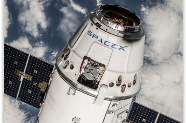 Les micro-satellites de SpaceX devraient venir compléter la flotte actuelle de satellites du constructeur. (crédit : D.R.)