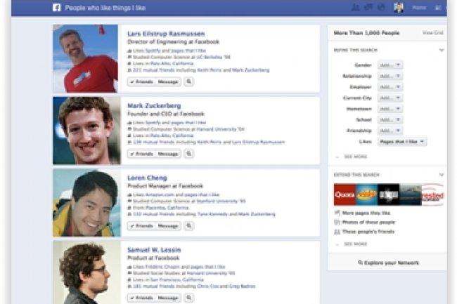 Selon le Financial Times, une version pro de Facebook arriverait dans les entreprises. (crédit : D.R.)