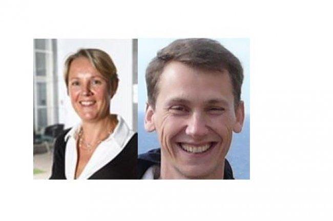 Nathalie Delannoy (Charg� de mission au Clusir InfoNord) et Fabien Lebargy (Pr�sident du DSI-Gun) seront pr�sents � la matin�e-d�bats de l'IT Tour 2014 � Lille jeudi 20 novembre. (cr�dit : D.R.)