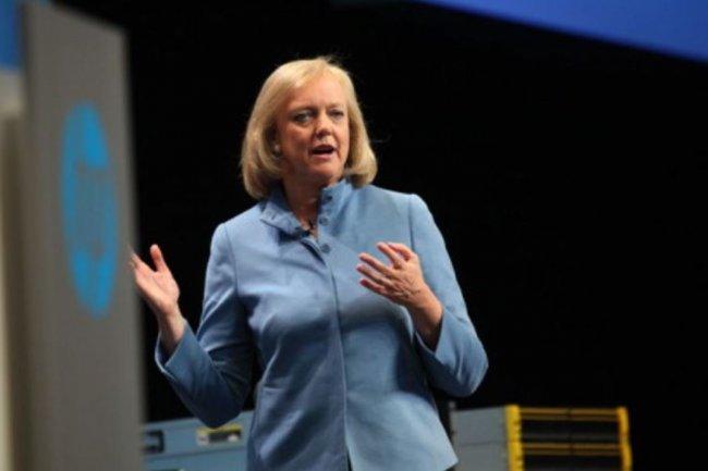 La CEO de HP, Meg Whitman, pense que la scission de l'entreprise permettra d'améliorer les résultats. Crédit: D.R