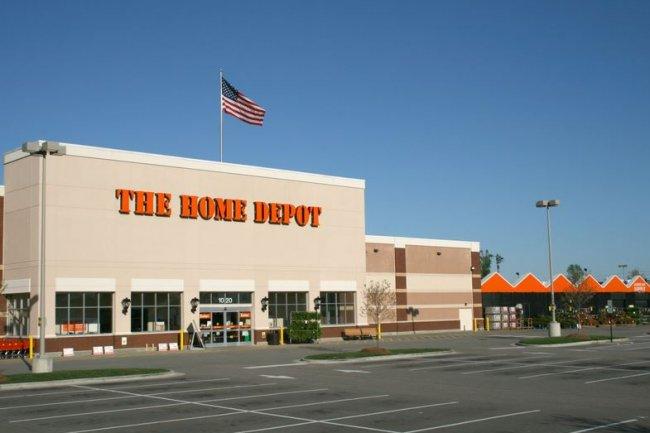 Home Depot a du verser  43 millions de dollars de frais après le piratage des données de ses clients. Crédit: D.R