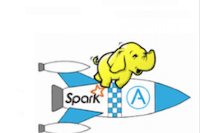 Comme MapReduce, Spark peut être utilisé pour analyser des ensembles de données très volumineux.