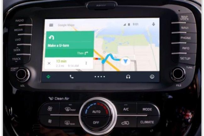 Google renforce sa présence dans le véhicule avec son projet Android M. (crédit : D.R.)