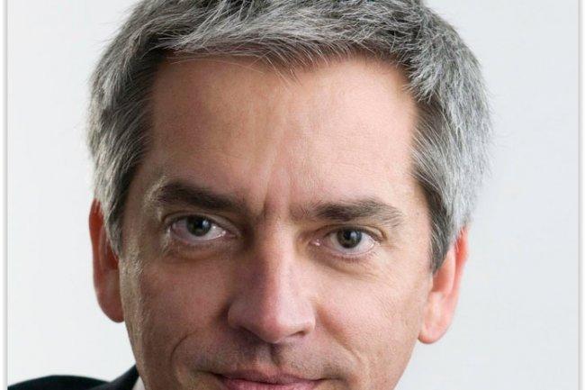Stéphane Negre est directeur général d'Intel France. (crédit : D.R.)