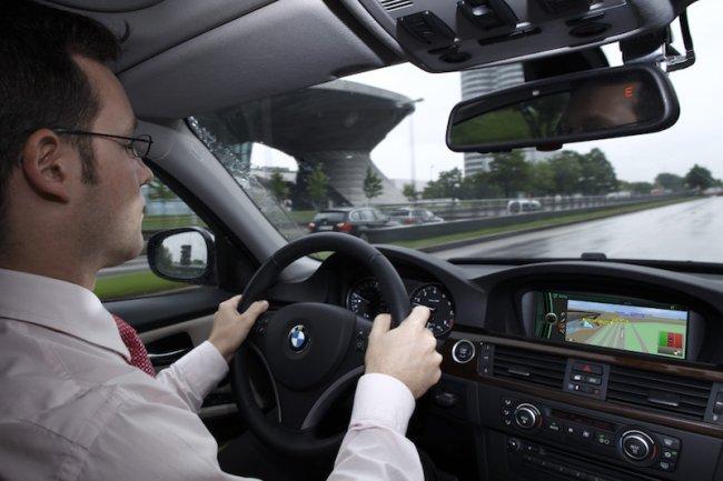 BMW ne cèdera pas les données de ses voitures connectées aux entreprises IT. (Crédit D.R.)