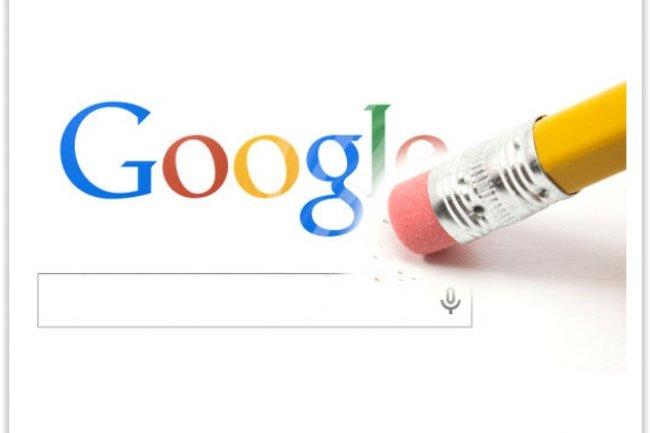 Le TGI de Paris a condamné Google à déréférencer un article. (crédit : D.R.)