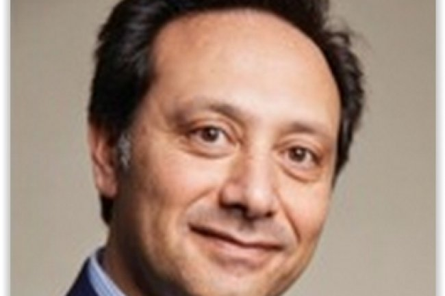 Hervé Uzan vient d'être nommé directeur général France et Europe du Sud de Keyrus. (crédit : D.R.)