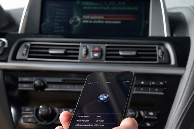 En urgence, BMW a envoyé des correctifs pour chiffrer la connexion entre ses voitures et ses serveurs. (crédit D.R.)