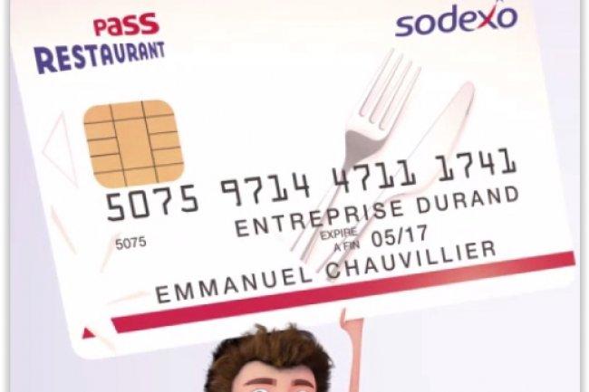 Carte Ticket Restaurant Sodexo.Sodexo Dematerialise Les Tickets Restaurant Avec Capgemini