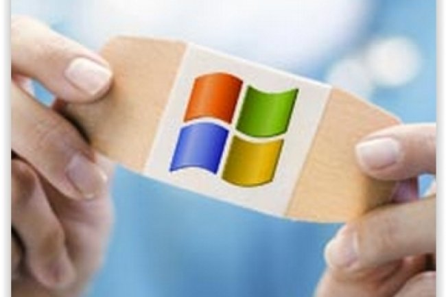 Microsoft a diffus� 9 bulletins de s�curit� dont 3 sont class�s comme critiques. (cr�dit : D.R.)