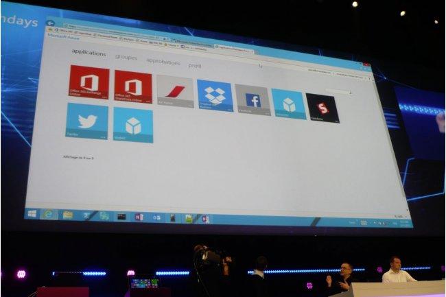 A l'ère de l'IT as a service, les équipes informatiques sont amenées à proposer aux utilisateurs les services IT qui leur conviennent le mieux, exposait ce matin Microsoft France sur les Techdays 2015.