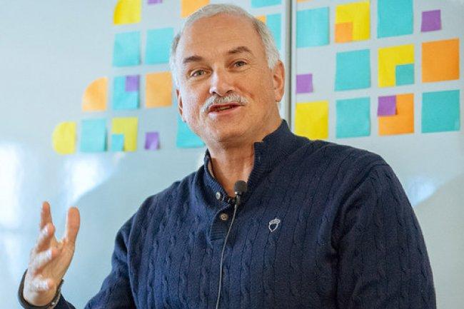 Robert Leblanc est responsable de la stratégie cloud d'IBM au niveau mondial. Il est arrivé chez Big Blue il y a 34 ans. (crédit : D.R.)