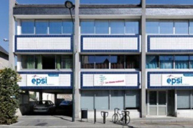 La formation certifiante créée par l'Epsi Nantes (ci-dessus) s'est soldée par une vingtaine d'embauches. Crédit: D.R