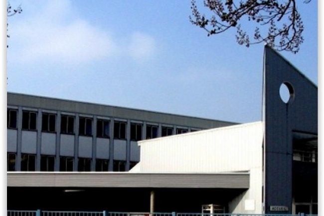 Le Lycée Colbert, à Lyon, fait partie des 262 lycées concernés par le chantier. (crédit : D.R.)