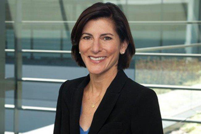 Sue Barsamian, vice pr�sidente et directrice g�n�rale en charge des ventes indirectes de l�Enterprise Group (EG). (Cr�dit D.R.)